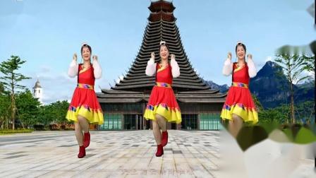 安徽金社《情歌呀啦嗦》网红零基础藏族风格好看迷人 分解教学