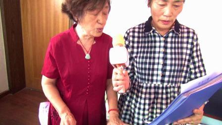 中建社区开心合唱团庆祝建党100周年演出.第3篇mp4.