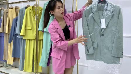 【小CK】套装西装小外套精品女装走份