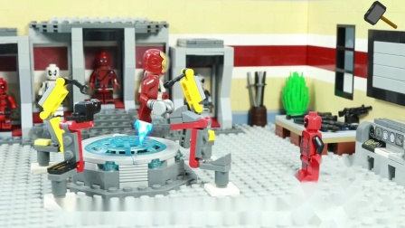 小红把钢铁侠的衣服给复制过来了