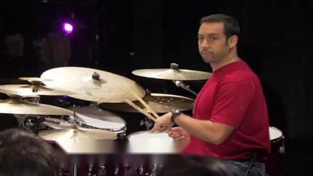 【爵士課堂】套鼓.拉丁:Antonio Sanchez - Independence, Latin Jazz