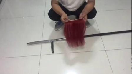 红缨枪枪樱安装视频-御武堂出品