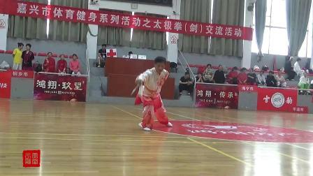 海宁市老年体协.姜树建表演.49式武当剑