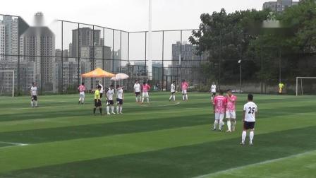 2021平顶山业余足球春季联赛 第12轮 南海新思维VS老枪