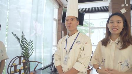 广州白云工商技师学院-西餐美食制作