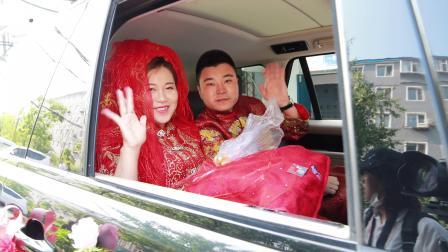 乔长亮 陈晨 婚礼短片