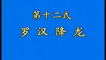御武堂教学-陈永福 陈式太极拳小架系列 太极双刀_1大课