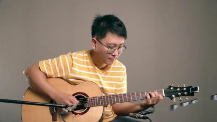 【吉他测评】白川手工吉他——泉系列 一首宋冬野《连衣裙》献给大家