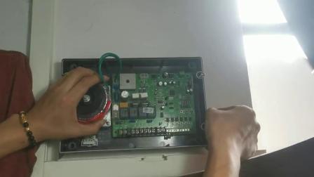 锐玛平开门电机控制盒安装要求案例