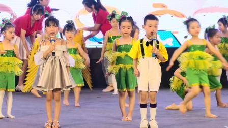 《我爱吃蔬菜》舞蹈班