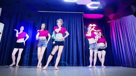 艾尚教练班舞蹈街头shaabi《百万富翁》.mov