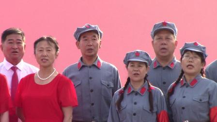 《没有共产党就没有新中国》临汾鼓楼合唱团20210710