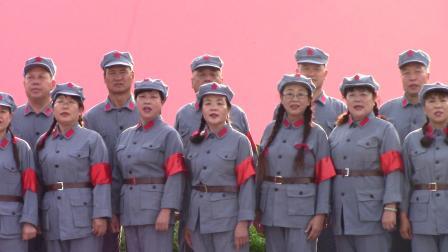 《东方红》临汾鼓楼合唱团20210710