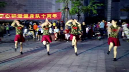 桐城市政务中心和谐健身队《最亲的人》