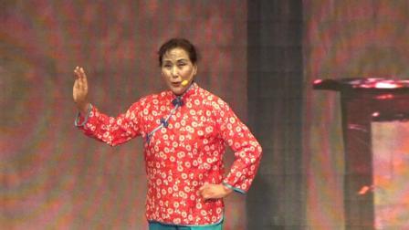 豫剧《红灯记》选段 做人要做这样的人 演唱 李荣凤(2021年6月17日于市老年大学)