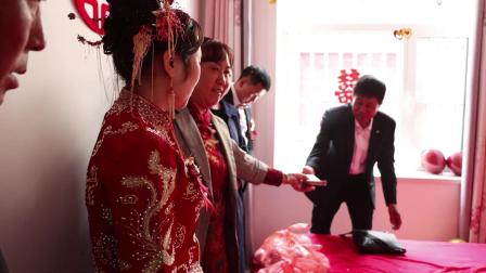 马宝宝  &艾倩倩新婚庆典