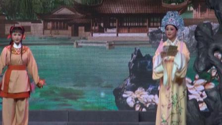 桐庐越剧团(梁山伯与祝英台—1)方伶俐,王健领衔主演