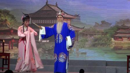桐庐越剧团(梁山伯与祝英台—楼台会)方伶俐,王健领衔主演
