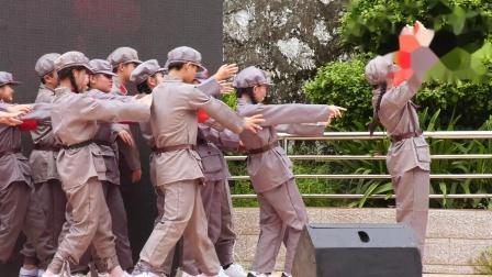 柳州市洛满中心校2015级毕业典礼-六(2)班:《红色记忆》