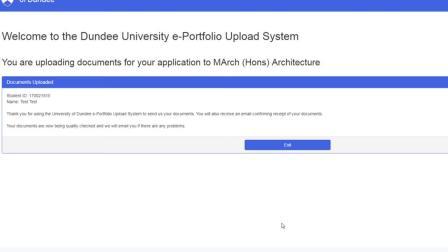 电子版作品集上传指南 邓迪大学申请指导视频