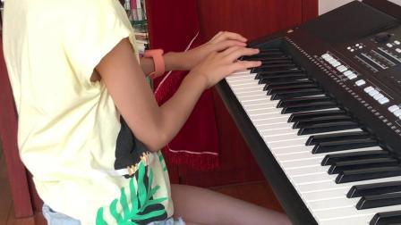 樊贝婷电子琴考级九级上海音乐家协会