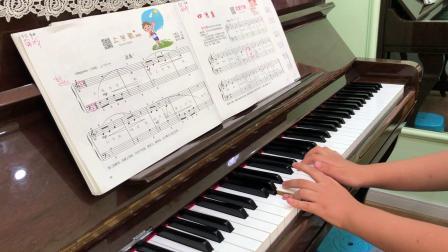 樊贝婷的钢琴学员上海