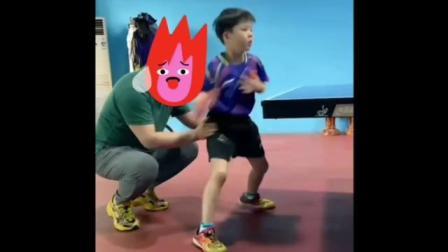 《徐旋教球》问答44:下肢随动的教学视频