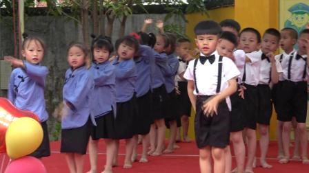 2021金谷镇天天幼儿园庆祝建党100周年暨毕业汇演