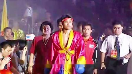 中国散打界最强横的男人?血拼五百年不败泰拳,时隔多年已成经典