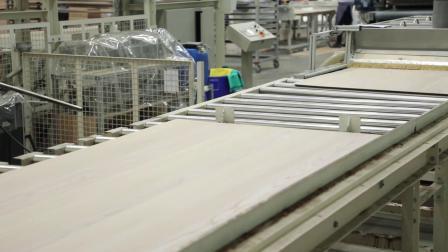 KD科定企业 认识KD木皮板的制造过程