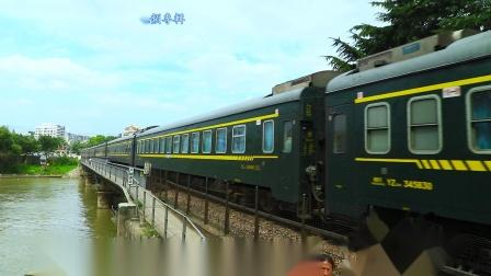 实拍:仲夏 金陵 宁芜线 162 4646回来了