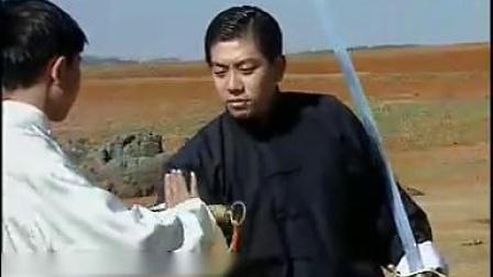 傅清泉传统杨式太极刀