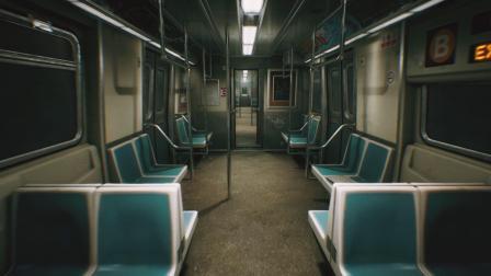 女鬼?不,是铝鬼:恐怖游戏《Train113:Limbo》娱乐淡定解说