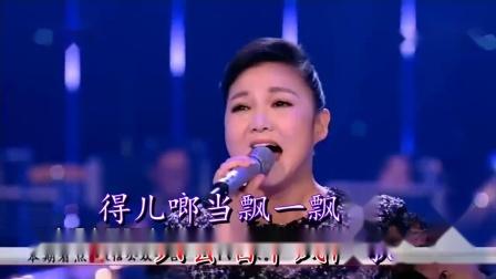 凤阳花鼓(伴奏)-王莉-双行字幕-超清-王新民制作