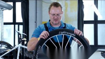 Continental - Mounting instructions for glueing tubular tyres to carbon rims