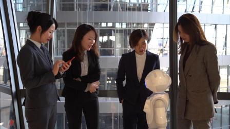 丽泽5G实验室开幕花絮