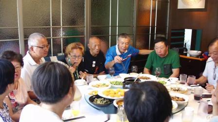 上海电子材料一厂77届同仁上海聚会