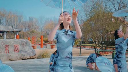 旗袍舞蹈:在水一方 邓丽君演唱(加长版)