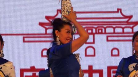 ·模特:青花瓷 久魁模特舞蹈表演团