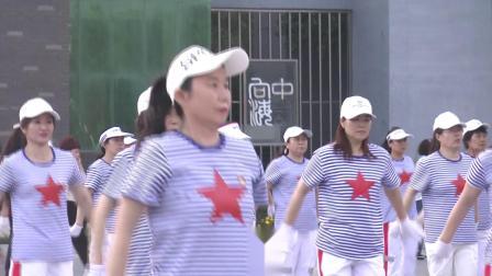 6.21通榆鹤乡舞蹈队朗诵和跳舞
