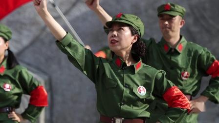 银州区市场局《大海航行靠舵手》《敬祝毛主席万寿无疆》
