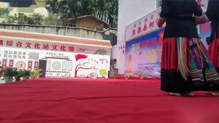 树河镇草坪村庆祝建党100周年舞蹈演出