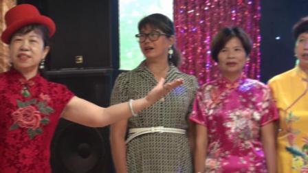 合唱-我和我的祖囯-演唱-广州晓港公园荷花池合唱团-2021-7-21