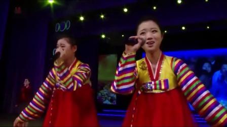 朝鲜学生歌曲:感谢(万景台学生少年宫李珍香 朱孝贞13岁 2021)