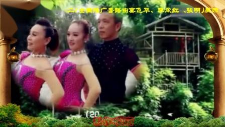 (2015年)三步踩一拖二(全国推广套路由宴飞华、 李承红 、张明)展示