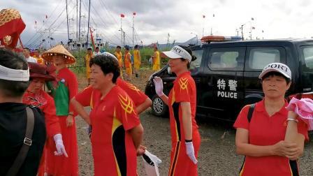 中国新时代台州辅导站2021.7.22送大暑活动