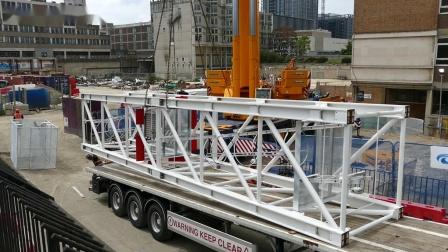 Meccano Terex CTL 650F-45 Tower Crane (Update 1) by Cranes Etc TV