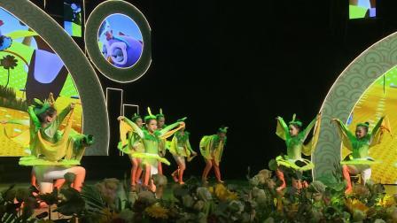 2021重庆魅力校园@菲林舞蹈学校@《快乐的布谷鸟》