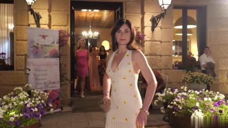时尚女士活动2021年意大利模特时装秀(1)