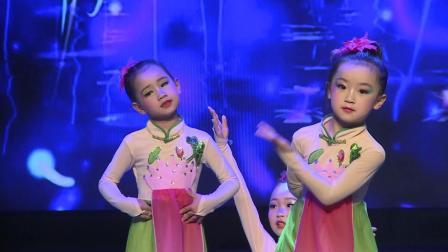 2021重庆魅力校园@菲林舞蹈学校@《出水浮莲》
